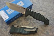 Benchmade 757S Vicar Shane Sibert Design Knife w/ S30V & Textured G10 Handles
