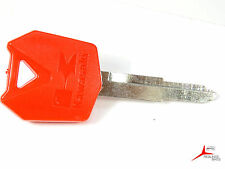 KAWASAKI Blank Spare Motorcycle Key Blade NINJA ZX6R ZX10R ZX6 ZX10 636 ER6 *RED