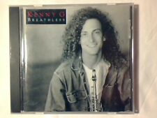 KENNY G Breathless cd USA AARON NEVILLE PEABO BRYSON PAULINHO DA COSTA