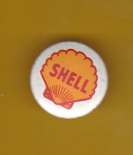Old Shell Petrol Badge Nice Condition