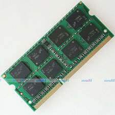 8GB PC3-8500 DDR3 1066MHZ 204PIN SODIMM Laptop Memory 1066 Notebook RAM 8G NEW