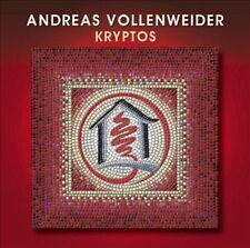 Andreas Vollenweider - KRYPTOS New Factory Sealed CD
