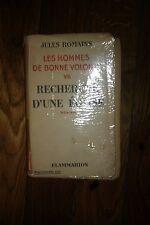 Les hommes de bonne volonté VII- Recherche d'une église -Jules Romain - 1934