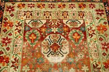 Cir Pre 1900's ANTIQUE CAUCASIAN SHIRVAN RUG 3.6x6 OFFERED HERE AT NO RESERVE
