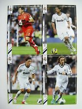 Panini Football League PFL 04 Real Madrid Regular cards set OZIL Modric