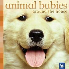 Animal Babies Around the House Vicky Weber Board book