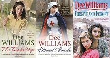 DEE WILLIAMS ___ 3 BOOK SET ___ BRAND NEW __ FREEPOST UK