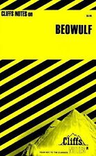 Beowulf (Cliffs Notes) Skill, Elaine Strong Paperback