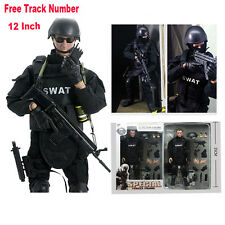 """12"""" 1/6 NB06 Military Army Combat SWAT Soldier Action Figure Model Children Toy"""