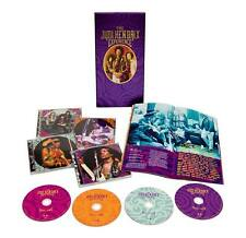 The Jimi Hendrix Experience - Hendrix Family Edition 4 CDs + Booklet - NEW
