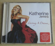Katherine Jenkins - Living A Dream (CD 2005). Ex Cond