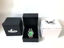 FACTORY ENTERTAINMENT | DC COMICS GREEN HORNET COLLECTOR'S WATCH | NEW WITH BOX