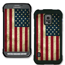 Design Hard Phone Cover Case Protector For Samsung Galaxy S5 Active G870 #2334