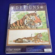 "Designs for the Needle Kenneth Lilly's Nature's Window TIGERS #5416 Cubs ""D"""