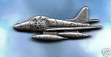 "Aviation Collectibles: Military Aircraft Douglas A-4 ""Skyhawk"" pin (LG)"