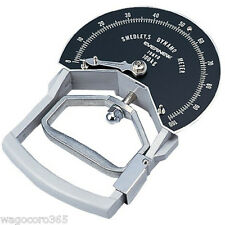 Evernew Hand Dynamometer Grip Strength Meter / Measurement up to 100kg from 0kg