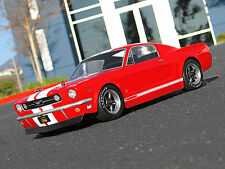HPI 17519 1966 FORD MUSTANG GT BODY [CLEAR 200MM TOURING CAR BODY SHELLS] NEW!