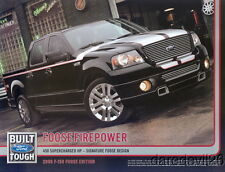 2008 Chip Foose Ford F-150 thinstock info card