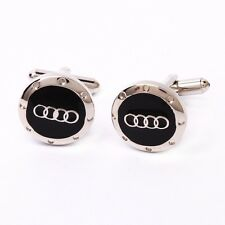 Audi  - High Quality Cufflinks for Dress, Work, or Special Occasion