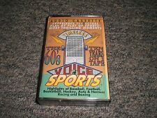 Sports Highlights of the '60s~Voice of Sports~Play by Plays~FAST SHIPPING