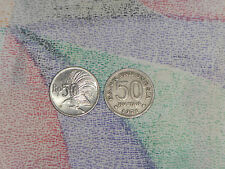 1971 Indonesia old 50 rupiah Coin for cheap sale