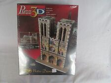 Wrebbit PUZZ 3D JIGSAW PUZZLE NOTRE DAME GOTHIC CATHEDRAL 366 PCS