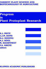 Progress in Plant Protoplast Research: Proceedings of the 7th International Prot