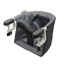 Mountain Buggy Evo Pod Clip-On Portable High Chair Flint Brand With Carry Bag!!