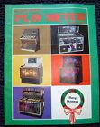 vintage 1976 arcade pinball PLAY METER MAGAZINE~Atari;Maze;Jukebox;Alley Rally