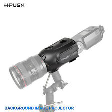 Photo Flash Based image Projector Strobe Light Blaster Backdrop For Canon Lens