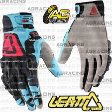 Leatt GPX 4.5 Lite Black Blue Red Gloves Adult Large L Motocross Enduro Quad ATV