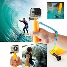 Camera Floating Handle Grip with Wrist Strap and screw for Gopro Hero 4/3+/3/2