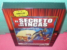 EL SECRETO DE LOS INCAS - HESTON -  YOUNG