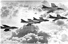 Postcard 914 - Aircraft/Aviation Real Photo Hawker Hunter England