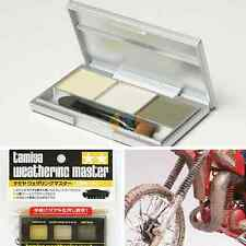 Tamiya 87079 Weathering Master A Set Light Sand Mud Paint Model Car Tank Dusty