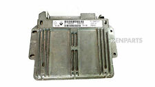 Renault Clio II PH1 1998-2001 1.2 8v Engine ECU Unit Safir 7700112763 7700868294