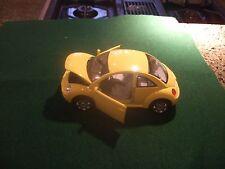 1999 Bburago 1:24 1998 VW Beetle (Testor No. 213)