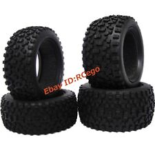 1/10 RC Front&Rear Off Road Buggy Tires Tyres (4) for Kyosho Himoto HPI Losi FS