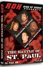 ROH Wrestling: The Battle Of St. Paul DVD, FIP TNA