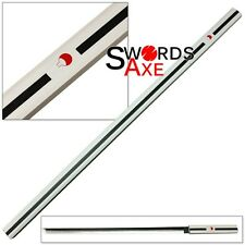 Wood Naruto Grass Cutter Sword White Sasuke Kusanagi Cosplay Replica Lead-free