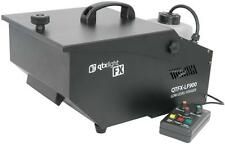 QTX 160.447 QTFX-LF900 Low Level Fogger 900W Fog Machine 4000Cu Ft/Min - New