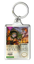 THE BATTLE OF OLYMPUS NES KEYRING LLAVERO