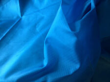 """10 MTS 56"""" wide Teal / Blue  4oz ripstop nylon material lining,arts,crafts,kite"""