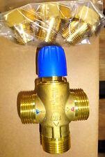 """Mélangeur de l'eau potable DN25 avec 1"""" Presse-étoupes - robinet thermique"""