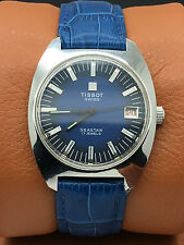VINTAGE TISSOT SEASTAR 17 JEWELS MEN'S WATCH (EXCELLENT CONDITION) SERVICED
