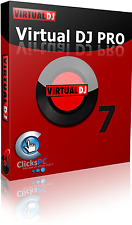 SALE!!!! VIRTUAL DJ 7 BUNDLE/FREE VDJ 7.4 full (PC) FREE DJ TOOLS