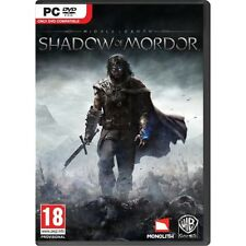 Middle-Earth Shadow of Mordor PC Game  Brand New