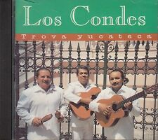 Los Condes Trova Yucateca CD New Sealed
