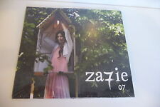 ZAZIE CD AUDIO & VIDEO POCHETTE CARTONNEE NEUF EMBALLEE HORS COMMERCE.