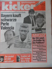 KICKER 57 - 15.7. 1993 Bayern kauft Valencia EC-Auslosung T.Berthold Tennis Tour